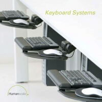 Humanscale Keyboard Systems